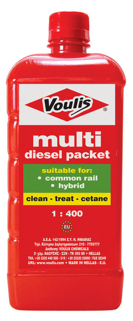 multi diesel packet