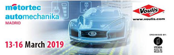 Automechanica 2019 Madrid